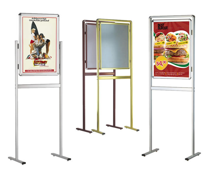 Poster Stands & Poster Boards | ST DİJİTAL